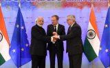 حمایت اتحادیه اروپا از هند در توسعه بندر چابهار